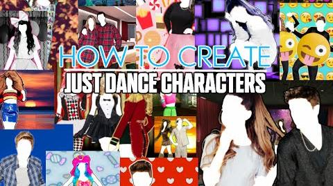 How_to_Make_Just_Dance_Characters