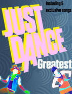 JustDanceGreatest COVER