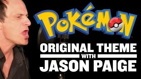 Jason Paige - Gotta Catch 'Em All (Recording Studio 2016 Official Video)