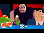 Justice League Action - Darkseid's Best Moments in Justice League Action - @DC Kids