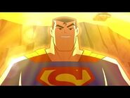 Justice League Action - Superman Saves The Day! - DC Kids
