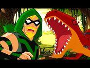Justice League Action - Green Arrow Justice - DC Kids