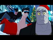 Justice League Action - The Bat Who Saved Christmas - DC Kids