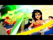 Justice League Action - Wonder Woman Saves The Day - DC Kids