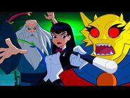 Justice League Action - Magic Tricks! - DC Kids