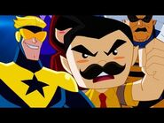 Justice League Action - Booster Watchtower Tours - DC Kids