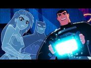 Justice League Action - Phantom Zone Swap - DC Kids