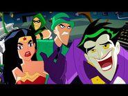 Justice League Action - Solving Riddles - DC Kids