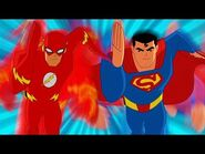 Justice League Action - Speed Demons - DC Kids