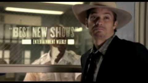 Justified - 1x02 Riverbrook - Promo