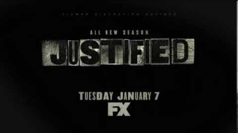 Justified Season 5 Teaser Death Wish