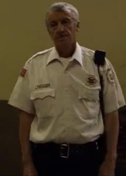 Officer Cregger