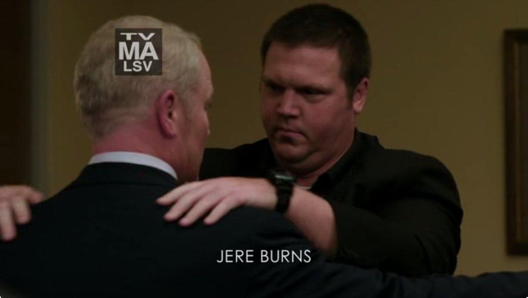 Arnett's bodyguard