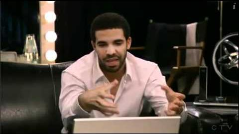 Drake Skypes With Justin Bieber (Sings A Duet) Comedy Skit - Juno Awards 2011 - Young Money