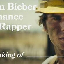 Justin Bieber - The Making Of 'Holy' Vevo Footnotes ft. Chance The Rapper
