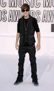 Justin Bieber VMA 2010