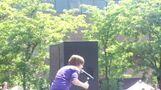 Justin Bieber in Syracuse 8-1-09-0