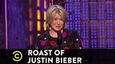 Roast of Justin Bieber - Martha Stewart - Making Brownies with Snoop Dogg