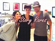 Selena Gomez and Justin Bieber 2011 TSR