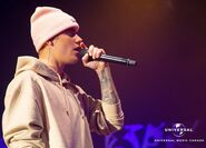 An evening with Justin Bieber Toronto 2015