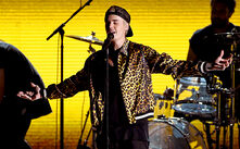 Grammys 2016 Where Are Ü Now performance