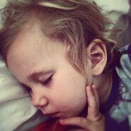 Jaxon sleeping