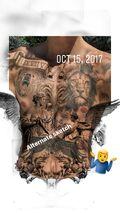 Tattoos body alternate sketch