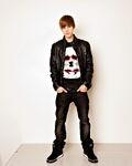 Justin, photographed by Winni Wintermeyer