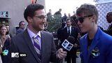 Justin Bieber Decides Between 'Twilight' And 'Harry Potter'