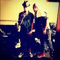 Justin Bieber and Ryan Good
