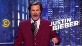 Roast of Justin Bieber - Ron Burgundy - Spunk and Moxie - Uncensored