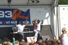 Justin Bieber performing at '09 Family Frenzy