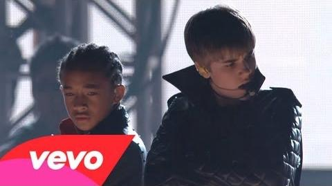 Baby Never Say Never OMG (GRAMMYs on CBS)