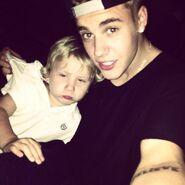 Justin and Jaxo