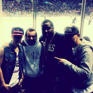 Justin Bieber and friends 2011