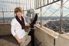 Justin Bieber Lights Empire State Building, October 2009