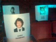 Justin Bieber seat VMA's