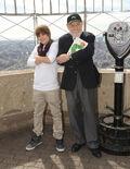 Justin Lights Empire State Building For Jumpstart