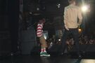 Bieber and Lil Twist on stage