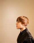 Justin Bieber side profile by Winni Wintermeyer