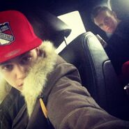 Justin and Ryan December 2012