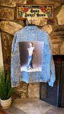 Drew x drew trucker jacket - vintage blue