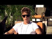 Justin Bieber Guest Mentors at Judges' Homes