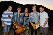 Justin and Cody photoshoot 2014