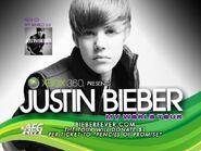 Xbox 360 presents Justin Bieber