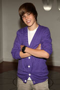 Justin at the Nintendo World Store in NYC, September 2009