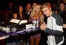 Justin Bieber 21st birthday cake