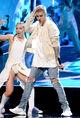 Justin Bieber dancing BBMA's 2016
