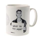Justin Bieber What Do You Mean Mug