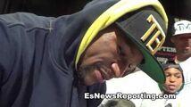 Justin bieber - I loved the Floyd Mayweather vs canelo alvarez fight - EsNews Boxing